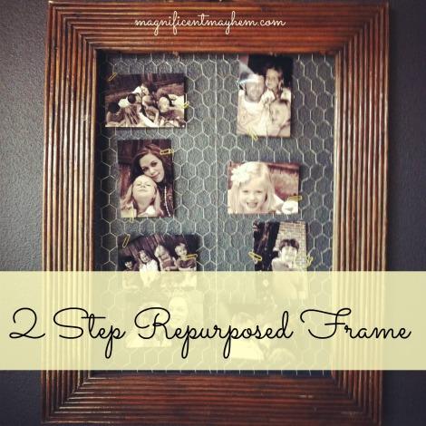repurposed frame